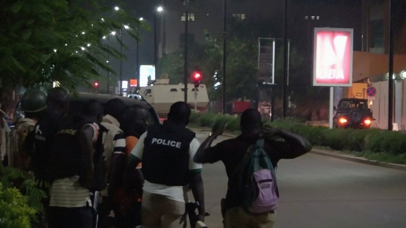 Death toll rises in Burkina Faso restaurant attack
