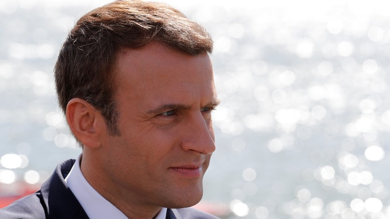The highs and lows of Macron's first 100 days