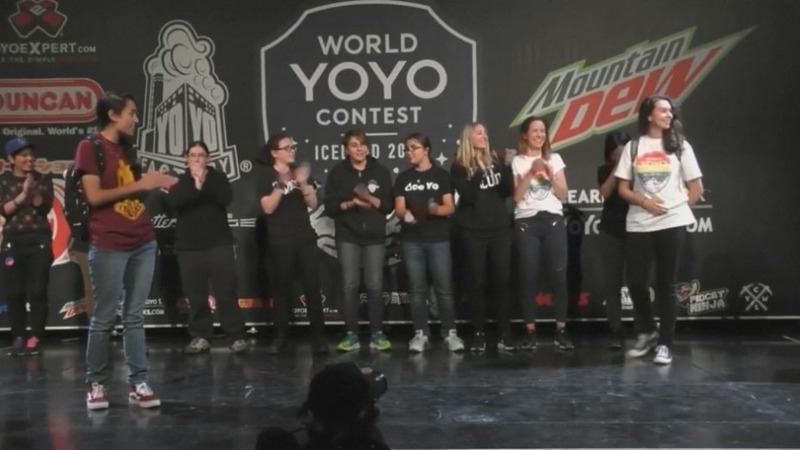 INSIGHT: World Yoyo Championships in Iceland
