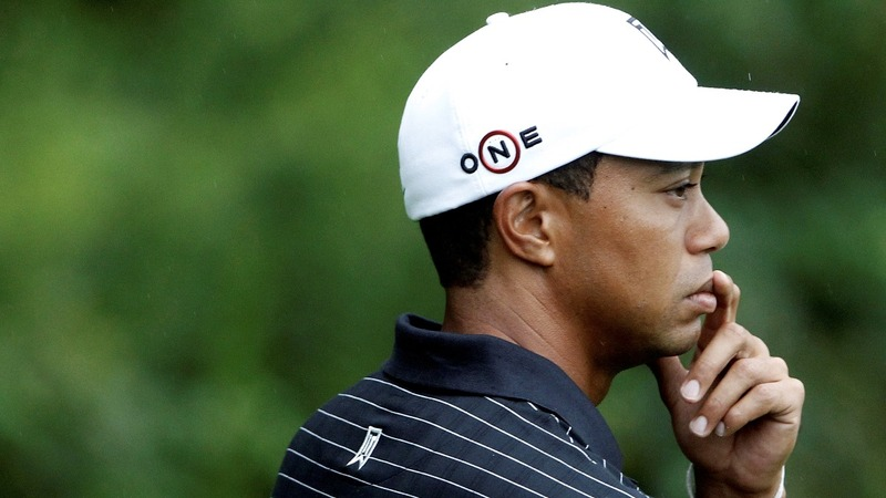 Woods under the influence of 5 drugs during arrest: Report