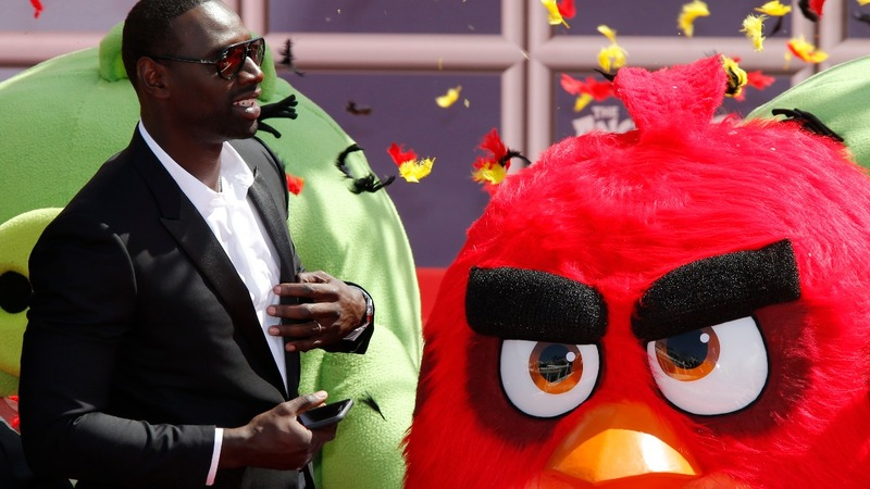 Angry Birds maker Rovio's sales boosted by movie