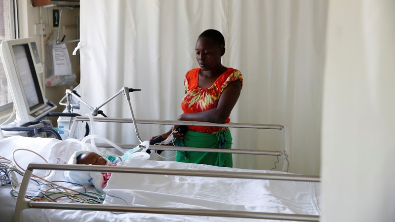 Baby allegedly beaten by Kenyan police dies - doctor