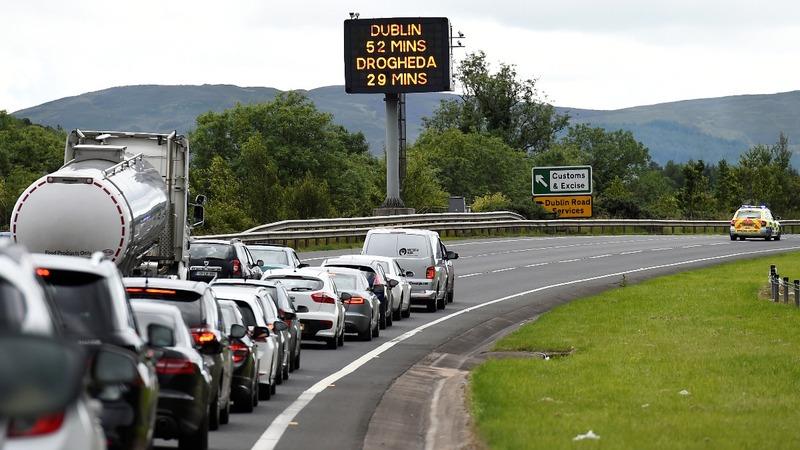 No 'hard border' for Northern Ireland - UK