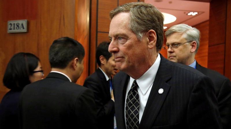 Tech lobbyists working furiously for NAFTA edge