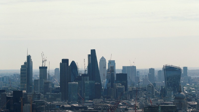 Chinese buyers are trophy hunting London's skyline
