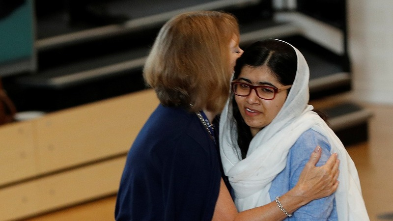 Malala lands a place at Oxford University
