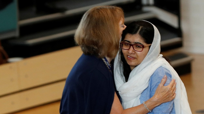 Malala lands a place at Oxford University