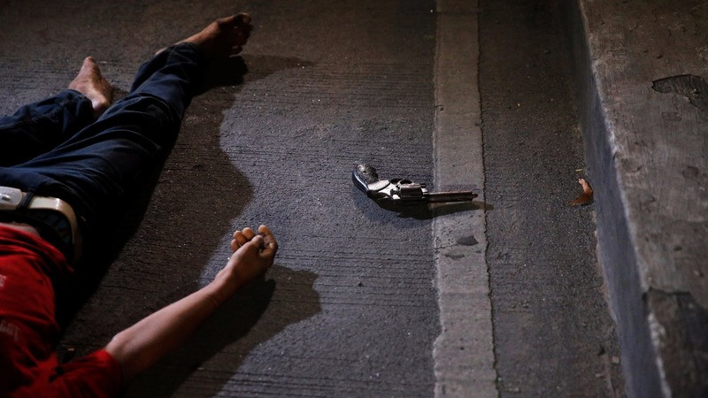 At least 80 dead after escalation in Philippines war on drugs