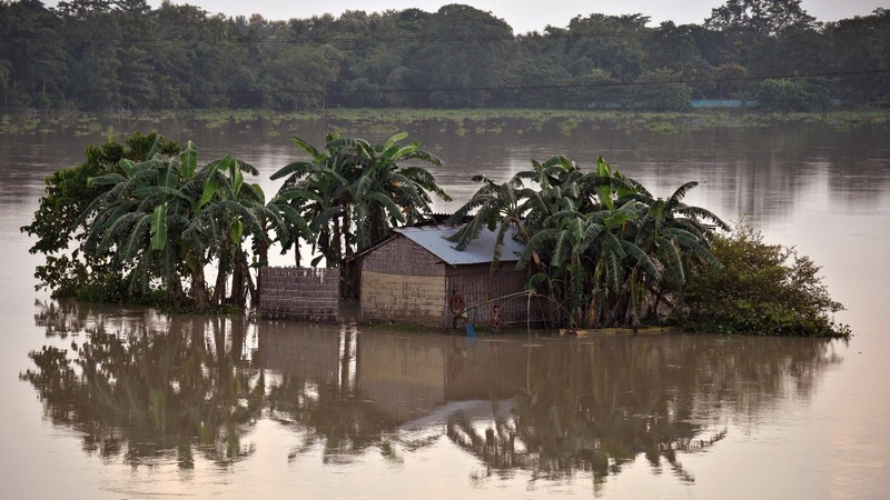 Relief efforts ramp up in monsoon devastation