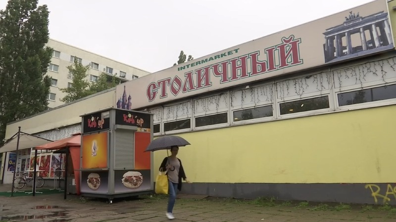 Germany's Russian voters face Moscow propaganda