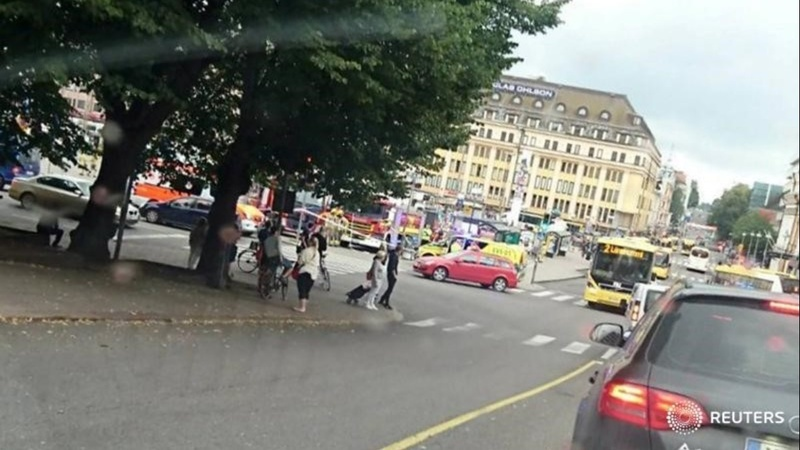Two dead following stabbing spree in Finland