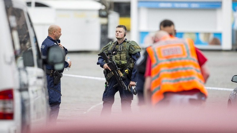 Finnish police treat stabbing attack as terror crime