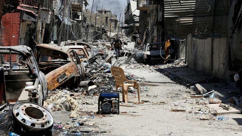 Islamic State's painful Iraqi legacy