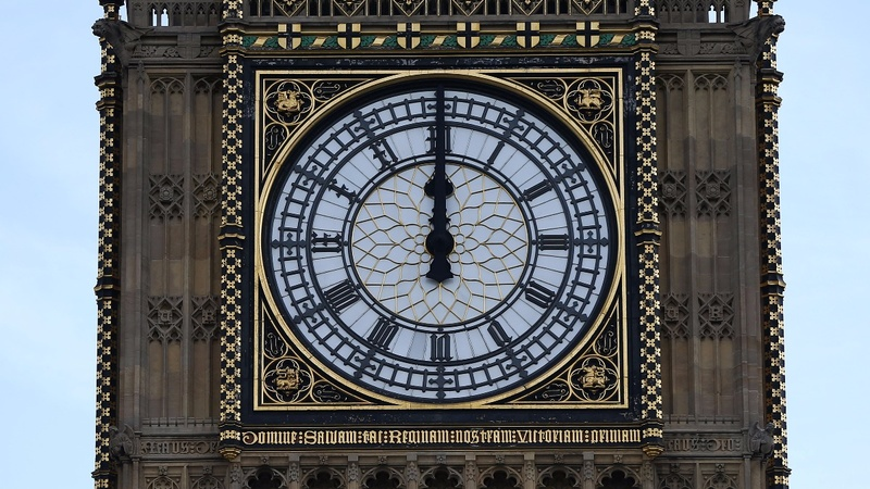 London hears the last of Big Ben's bongs...for now
