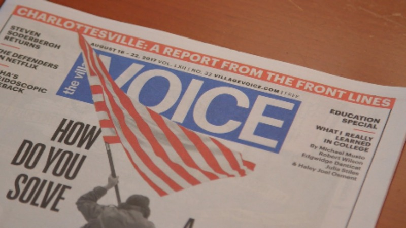 The Village Voice to end print publication