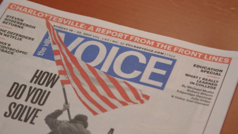 The Village Voice to end print publication
