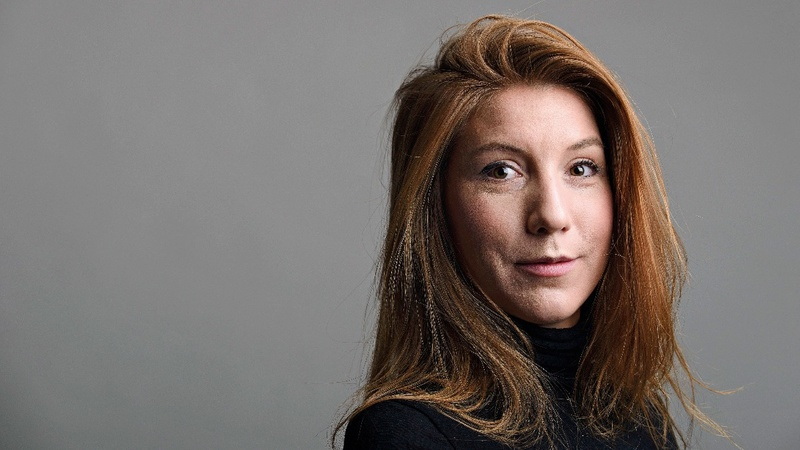 Danish police confirm torso is missing journalist