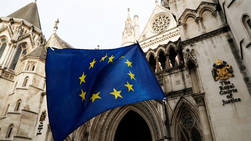 The UK plans to end EU court jurisdiction
