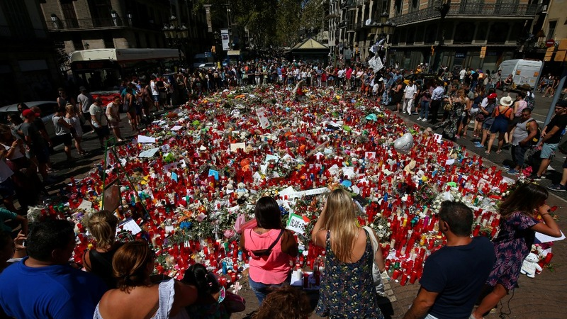 Questions over police response to Barcelona attack