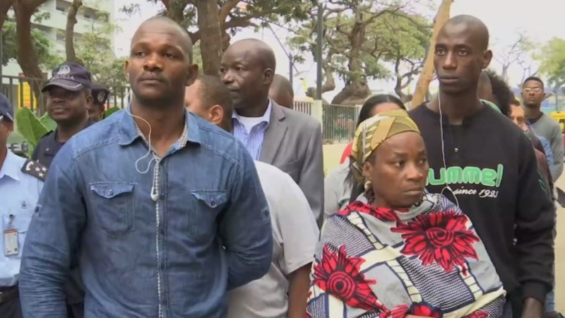 Angola votes for first new leader in 38 years