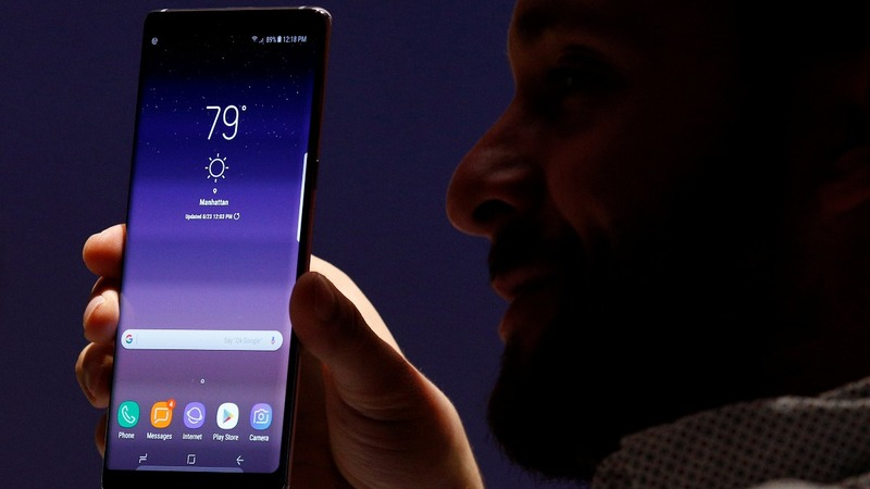 Samsung looks for a comeback with the Galaxy Note 8