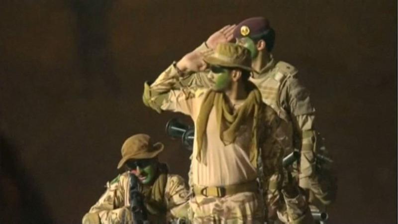 INSIGHT: Saudi Arabia organizes a military parade