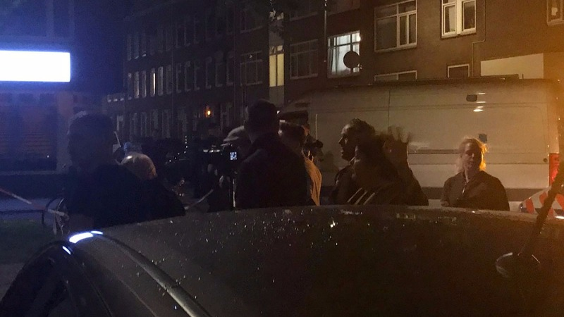Dutch police seize second man over gig threat