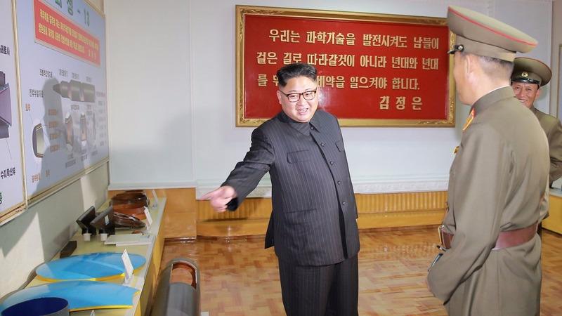 North Korean photos hint at powerful new ICBM