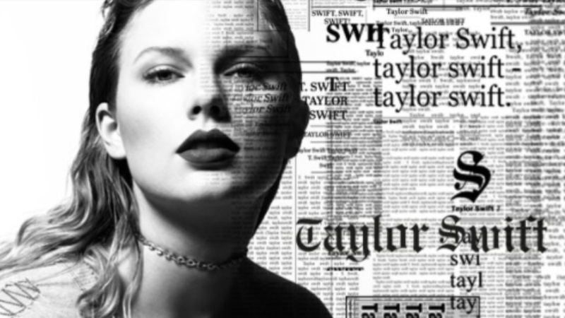 Taylor Swift destroys the internet with dark new single