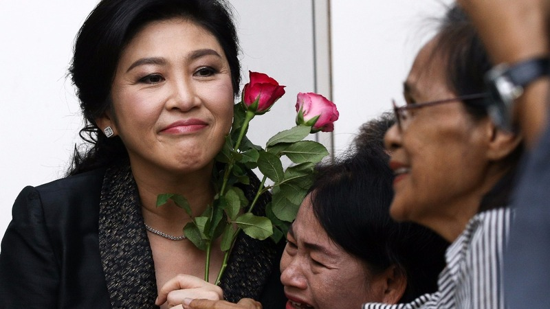Thailand's Yingluck fails to show up for verdict