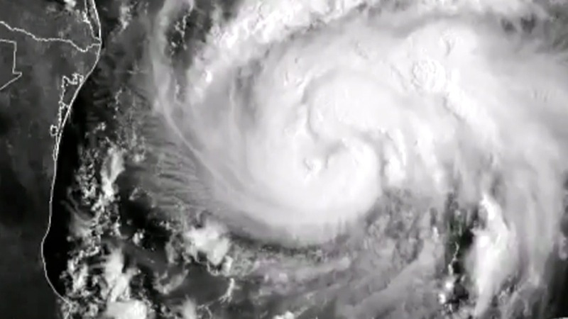 Harvey likely biggest hurricane in 12 years