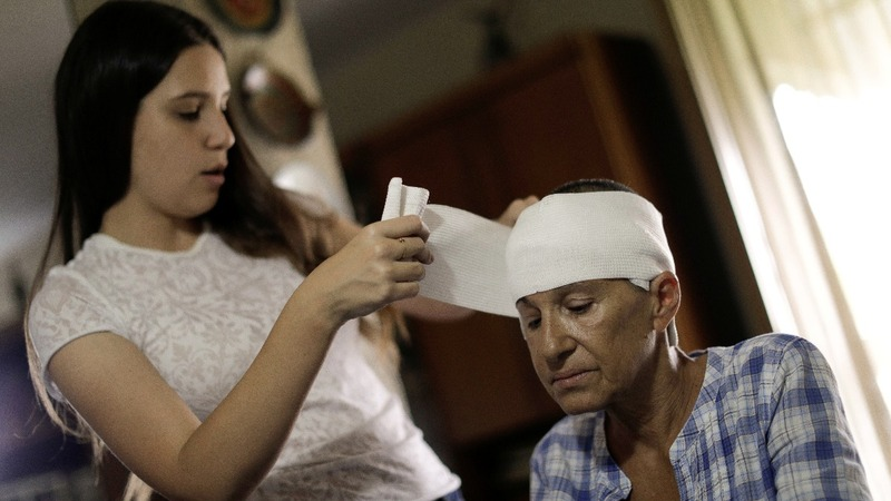 A look at activists injured in Venezuela's violence