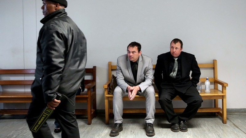 South African farmers guilty in coffin assault case