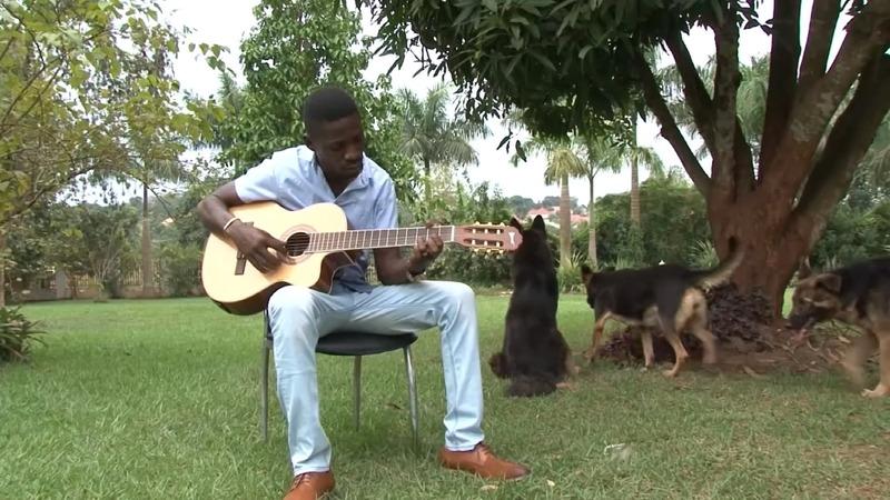 Meet Uganda's musician singing for political change