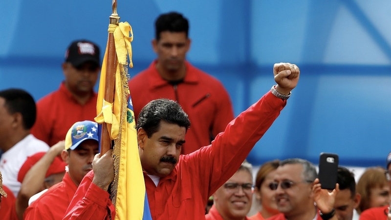Trump slaps new sanctions on Venezuela
