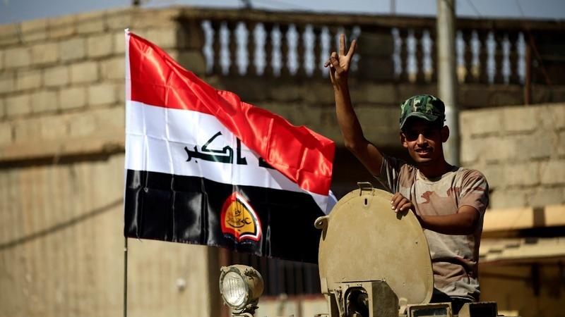 Iraqi forces recapture Tal Afar city