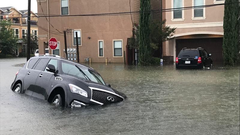 VERBATIM: 'I've never seen 30 inches of rain'