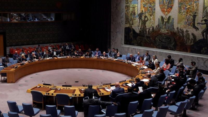 No new sanctions as the U.N. blasts North Korea