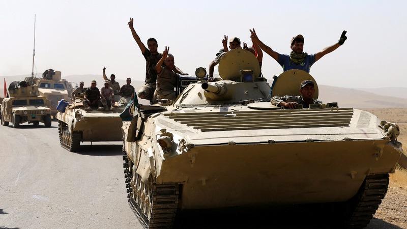 Tal Afar battle 'worse than Mosul': Iraqi officer