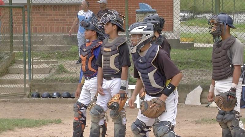 Venezuela's baseball talent thins amid food crisis