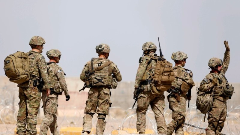 U.S. reveals larger number of troops in Afghanistan