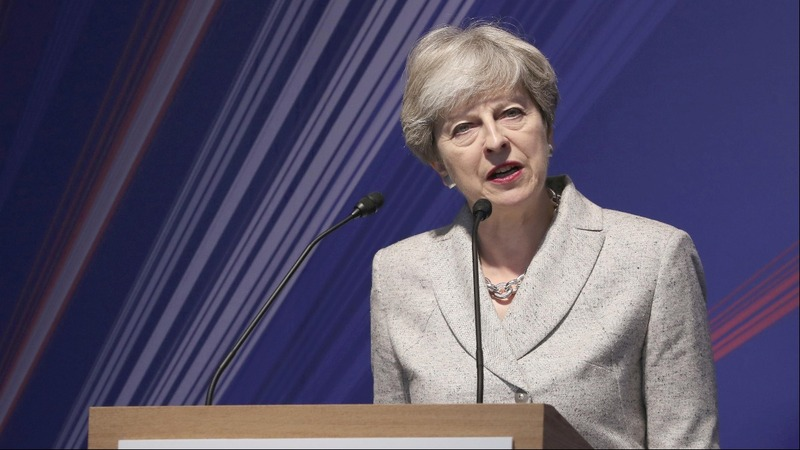 UK PM May vows to fight next election