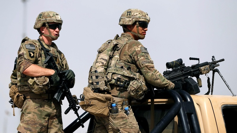 U.S. admits to larger number of troops in Afghanistan
