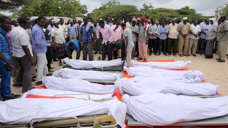 U.S.-Somali raid killed 10 civilians, Mogadishu confirms