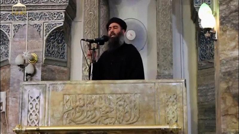 VERBATIM: U.S. commander thinks Al-Baghdadi is alive
