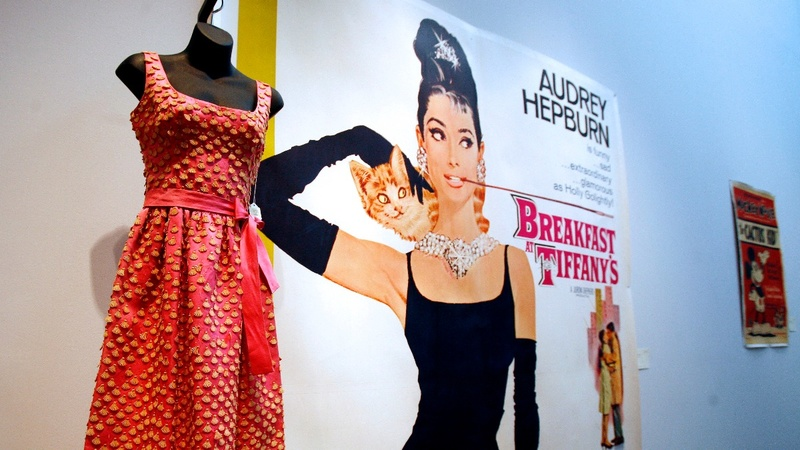 Audrey Hepburn's collection to be auctioned