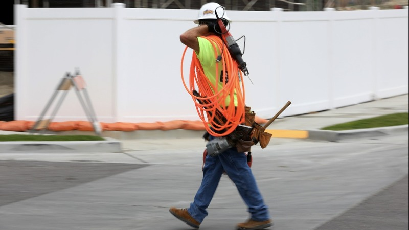 Construction worker shortage could slow Harvey recovery