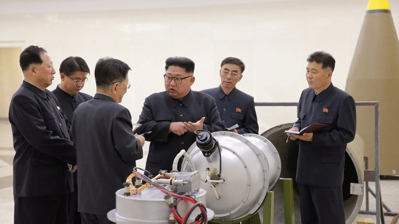 North Korea confirms sixth nuclear test