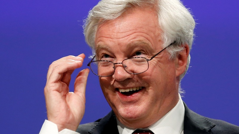 VERBATIM: UK Minister calls EU's Brexit crticism 'silly'