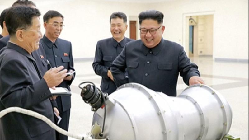 Trump slams North Korea for latest nuclear test